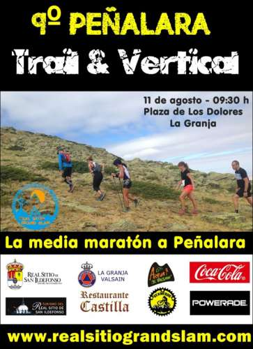 Carrera de Montaña IX Peñalara Trail & Vertical