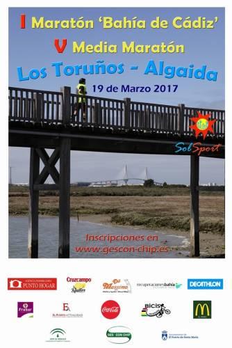 I Maratón Bahía de Cádiz Toruños-Algaida