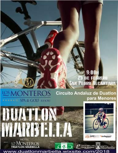 XVII Duatlón Ciudad De Marbella