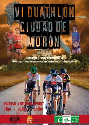 VI Duatlón Ciudad De Morón