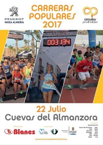 Carrera Popular de Cuevas de Almanzora 2017