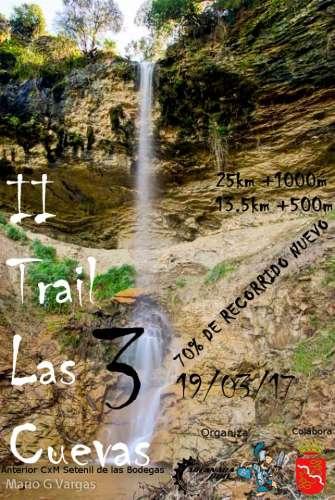 II Trail las 3 Cuevas