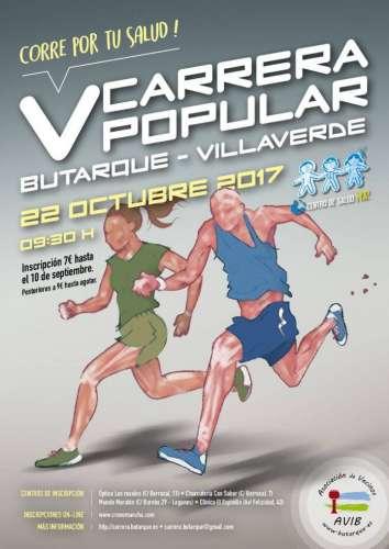 V Carrera Popular de Butarque - Villaverde