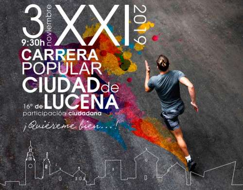 XXI Carrera Popular Ciudad de Lucena