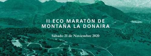 Carrera II Eco Maratón de Montaña La Donaira