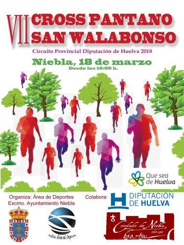VII Cross Pantano San Walabonso