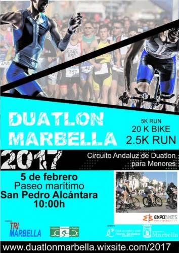 XVI Duatlón Ciudad De Marbella
