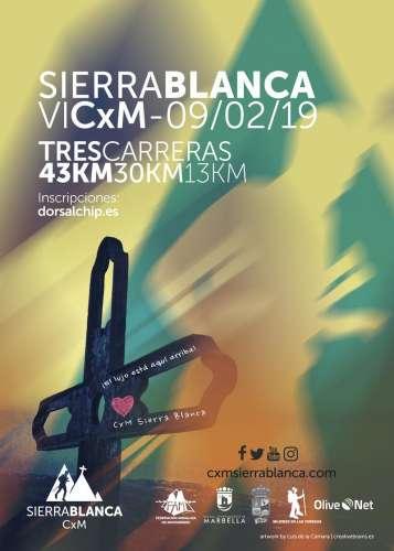 VI CxM Sierra Blanca