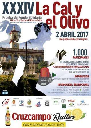 Carrera XXXIV Media Maratón la Cal y el Olivo