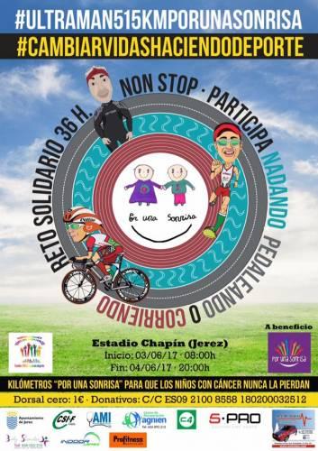 Reto Solidario 36 h Non Stop