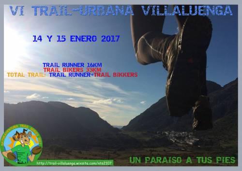 VI Trail Urbana Villaluenga