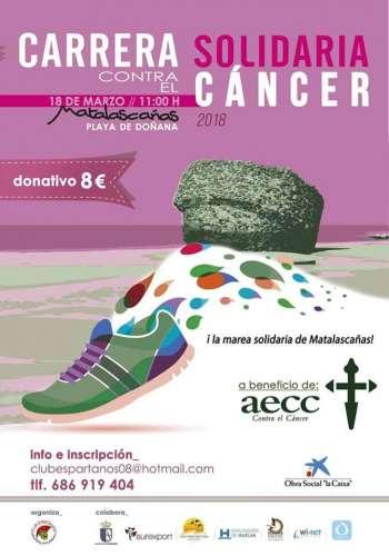 III Carrera Solidaria Contra el Cancer