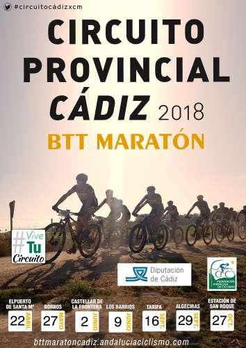 IV Maraton MTB Tarifa E2P