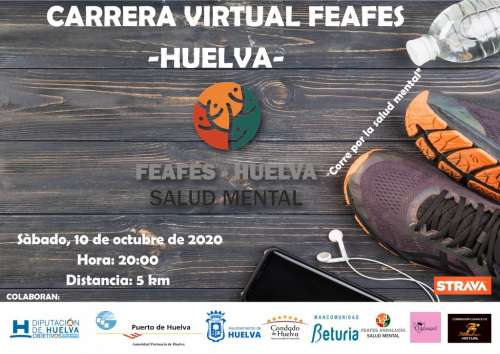 Carrera Virtual FEAFES 2020