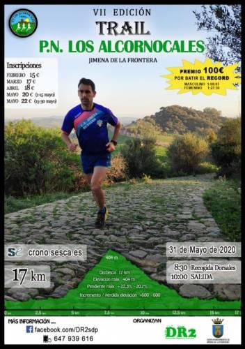 VII Trail P.N. Los Alcornocales