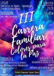 III Carrera Familiar Colores para la Paz
