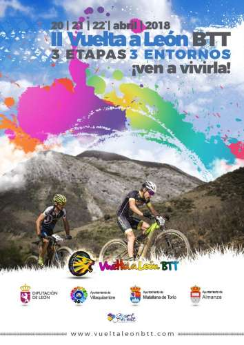II Vuelta a León Btt 2ª Etapa