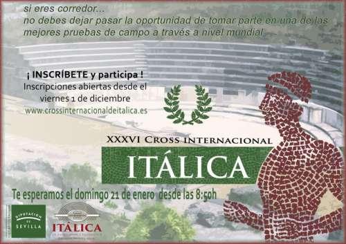 XXXVI Cross Internacional de Itálica