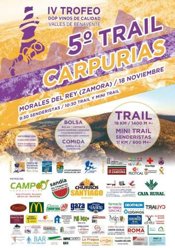 Carrera V Carpurias Trail