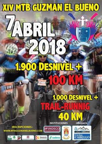 XIV Trail-Running Guzman El Bueno