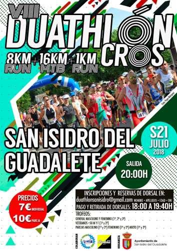 VIII Duatlon Cros San Isidro del Guadalete