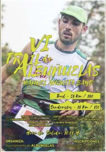 VI Trail Albuñuelas Manuel Anguita Bayo