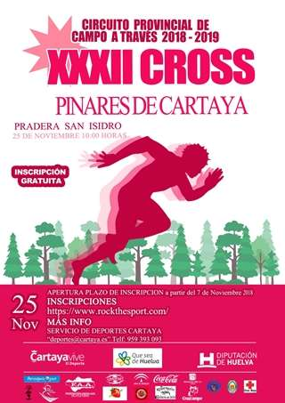 XXXII Cross Pinares de Cartaya