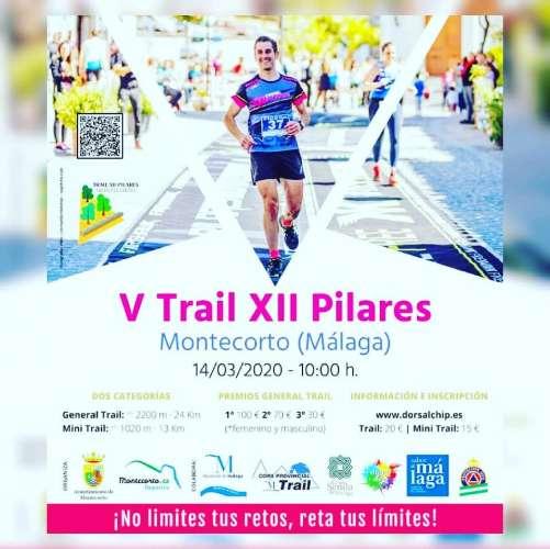 V Trail XII Pilares de Montecorto