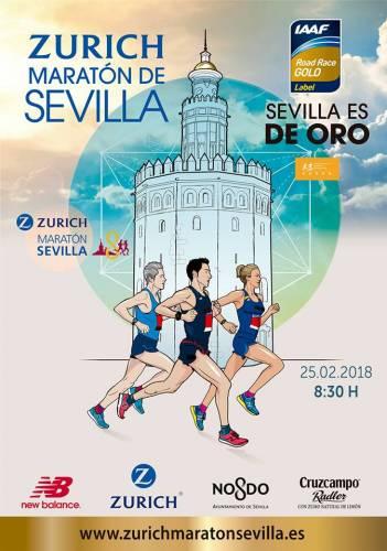 XXXIV Zurich Maratón de Sevilla