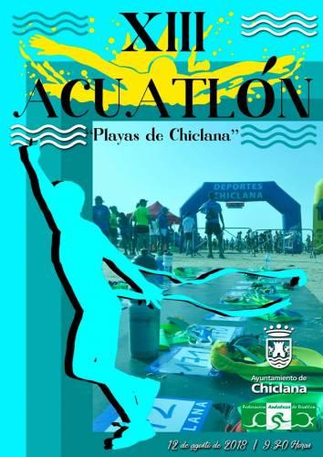 XIII Acuatlón Playas De Chiclana