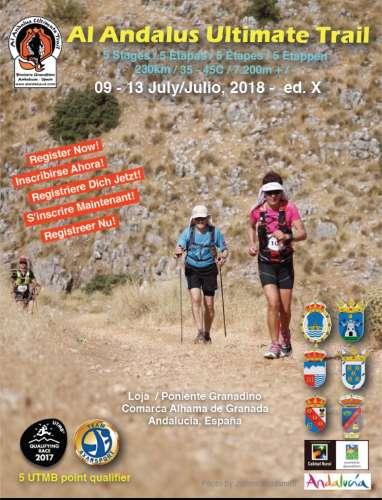 Al Andalus Ultimate Trail Etapa 1