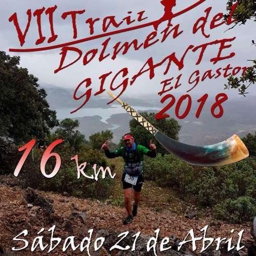 VII Trail Dolmen del Gigante
