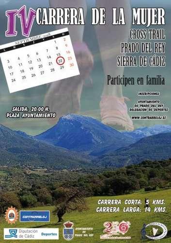 IV Carrera de la Mujer-Cross Trail