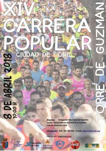 XIV Carrera Popular Ciudad de Conil