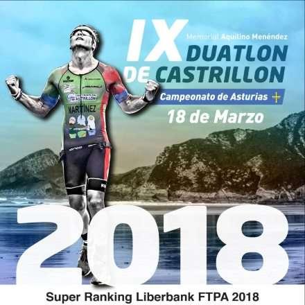 Carrera IX Duatlón de Castrillón
