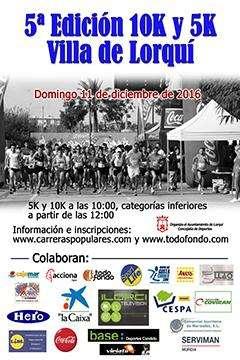 5k y 10k Villa de Lorqui