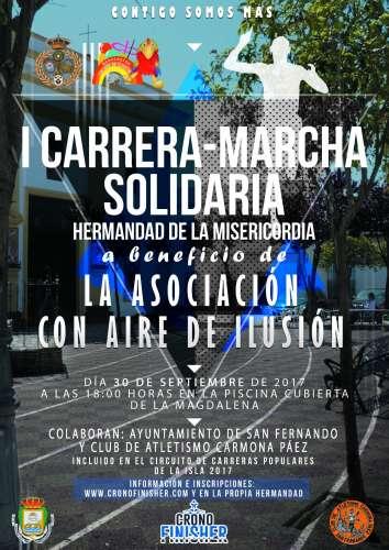 I Carrera Marcha-Solidaria Hermandad de la Misericordia