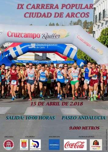 IX Carrera Popular Ciudad de Arcos