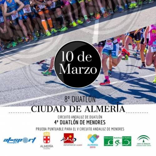 VIII Duatlón Ciudad de Almería