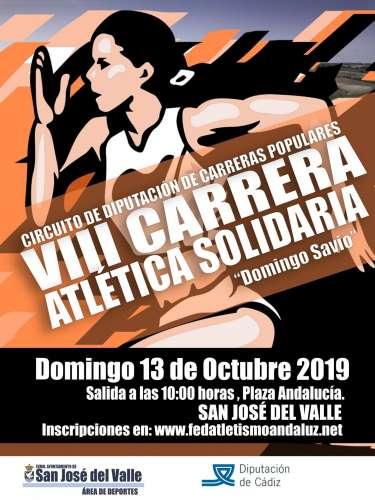 VIII Carrera Solidaria Domingo Savio