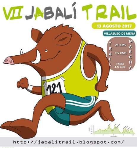 VII Jabalí Trail