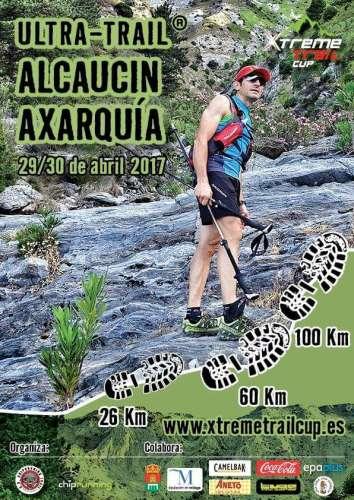 Ultra-trail Alcaucin Axarquía