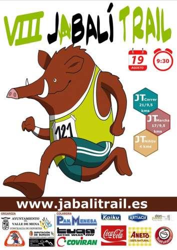 VIII Jabalí Trail