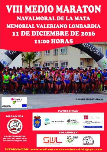 VIII Medio Maratón Navalmoral de la Mata