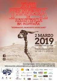 XVIII Travesia de Resistencia en Montaña Sierras del Noroeste Murciano