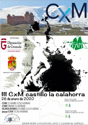 III CxM Castillo La Calahorra