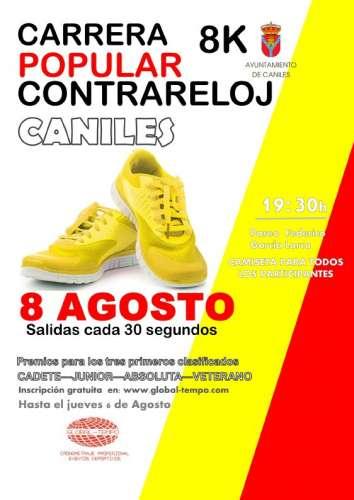 33 Carrera Popular Villa de Caniles - Contrareloj