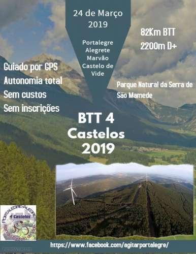 BTT 4 Castelos