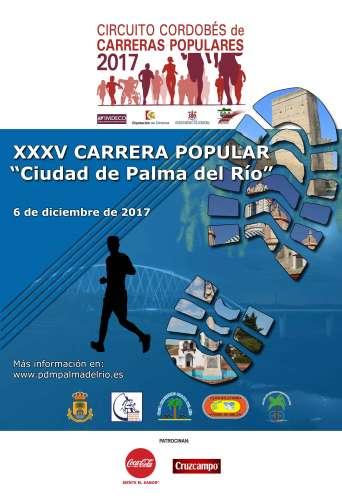 XXXV Carrera Popular Ciudad de Palma del Río
