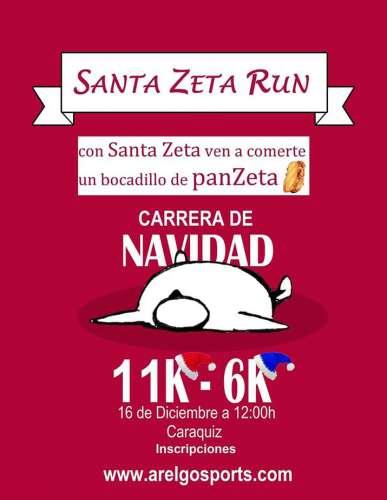 I Carrera de Navidad Santa Zeta Run